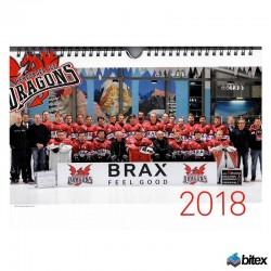 Ice Dragons Kalender 2018