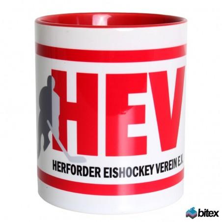 """Kaffeebecher """"HEV"""""""
