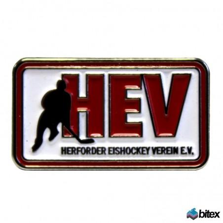 HEV Logo Pin