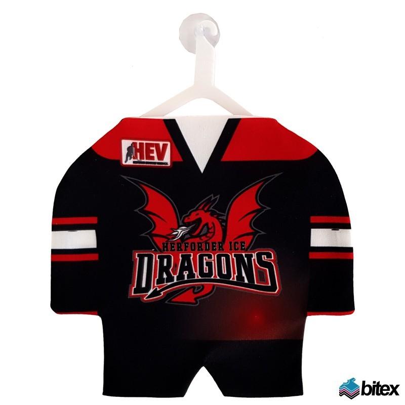 Ice Dragons Auto-Minitrikot