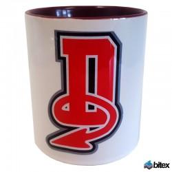 """Kaffeebecher """"D"""""""