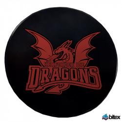 "Eishockey Puck ""Ice Dragons"""